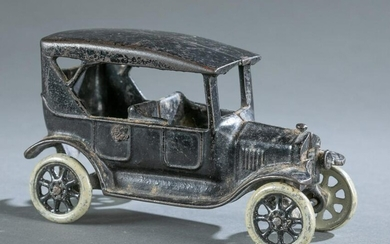 "Arcade Model ""T"" touring cast iron automobile."