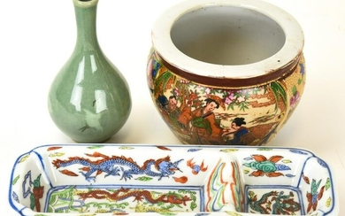 Collection Chinese Ceramic Vessels