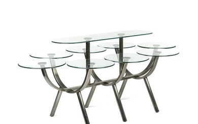 Design Institute of America Circle of Life Dining Table