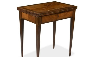 French Satinwood Table