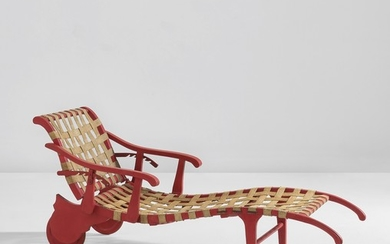 Guglielmo Pecorini, Lounge chair
