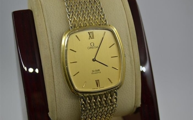 "Omega - De Ville Quartz - ""NO RESERVE PRICE"" - 191.135 - Men - 1980-1989"