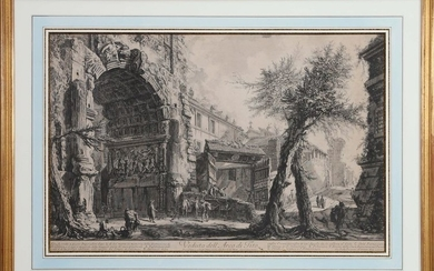 Piranesi Giovanni Battista, dit Piranèse (1720 1778)
