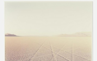 Richard Misrach, Tracks, Black Rock Desert