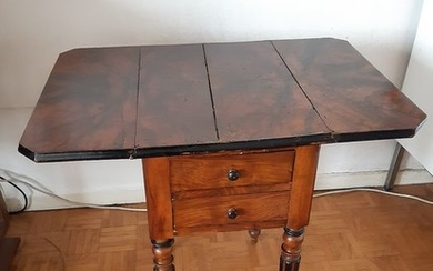 Side table - Rosewood - Mid 19th century