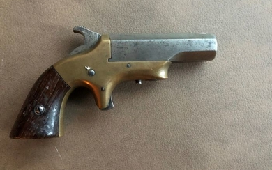 United States of America - Southerner Derringer Arms&Co - Brown Mfg. Merinmach - Western - Centerfire - Pistol - Cal. 41