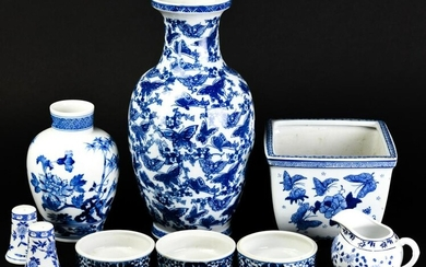 Collection Chinese Blue & White Porcelain