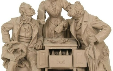 "John Rogers Group, ""Politics"""