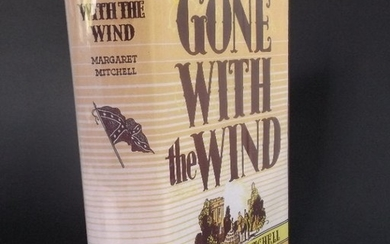 Mitchell, Gone with the Wind, 1stEd 1st June Print 1936