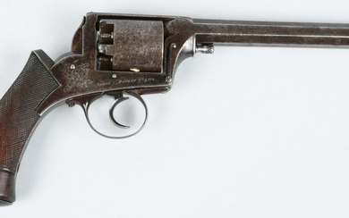 RARE ADAMS 1851 LONDON DRAGOON REVOLVER