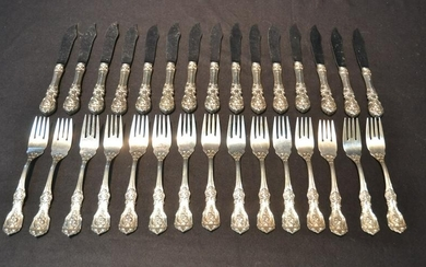 REED & BARTON FRANCIS THE 1st STERLING SILVER