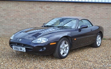 1999 Jaguar XK8 Convertible Buy for £8,000