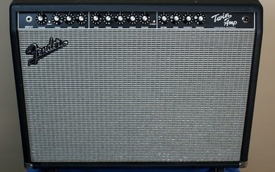 Fender - Twin Amp - Integrated amplifier - United States of America