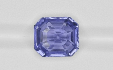 Blue Sapphire, 9.88ct, Mined in Sri Lanka, Certified by