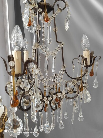 Chandelier from the Venice-Murano style