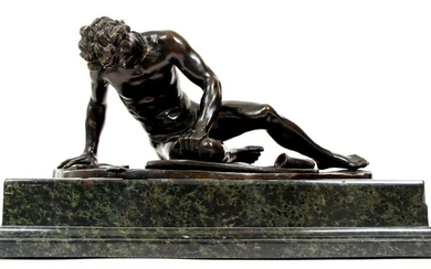 """Continental Grand Tour """"The Dying Gaul"""" Bronze"""