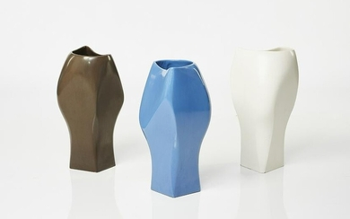 David Cressey Architectural Pottery Planters (3)