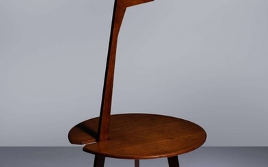Franco ALBINI 1905-1977 Table d'appoint mod. TN6 dite «Cicogna» – 1952