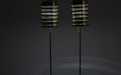 Hans-Agne Jakobsson, Two floor lamps 'G 20', around