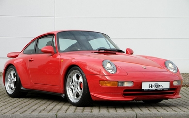Porsche 911 Carrera RS 993, Chassis Number:...