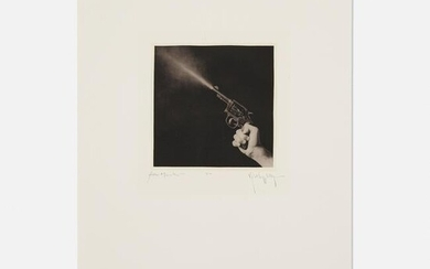 Robert Mapplethorpe, Untitled (from A Season in Hell)