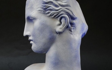 Sculpture, Psyche - Wax Wax - Late 20th century