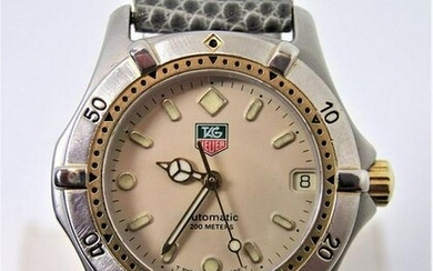 Unisex TAG HEUER Automatic 200M Watch 665.713T* EXLNT