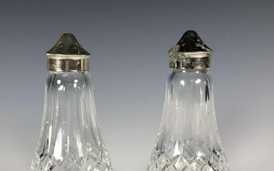 Waterford LISMORE Salt and Pepper