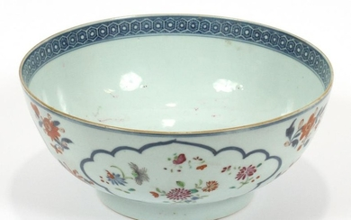 CHINESE, EXPORT PORCELAIN BOWL, C1900