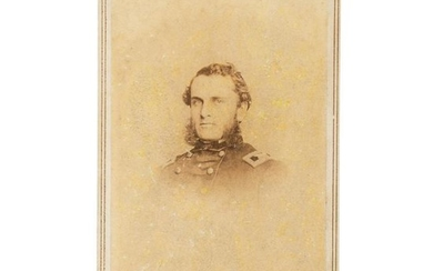 Colonel Strong Vincent, 83rd Pennsylvania Volunteers,