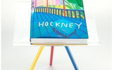 65038: David Hockney (b. 1937) A Bigger Book Sumo, Coll