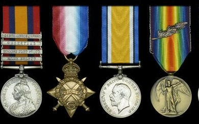 A Collection of Medals formed by the Reverend Canon