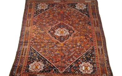 **LOT WITHDRAWN**A Quashquai carpet