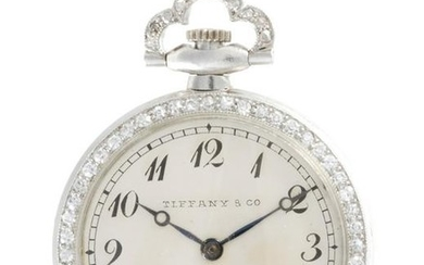 A Touchon for Tiffany & Co. pocket watch