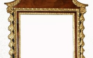 Antique American Eagle Mirror