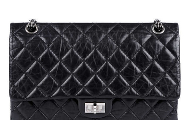 CHANEL - a 2.55 Reissue Quilted Classic Flap 226 handbag.