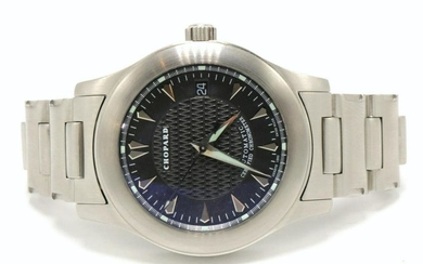 "Stainless Steel Chopard ""L.U.C. Sport"" Automatic Watch"