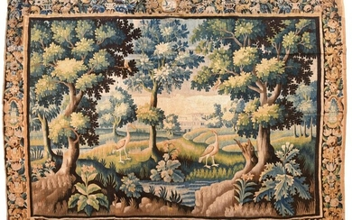 "Fine 18th.C Tapestry 8'7"" x 11'4"""
