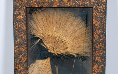 Framed Sheaf of Wheat