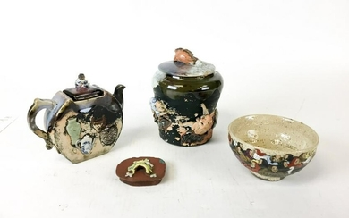 Grouping of Mostly Chinese Pottery