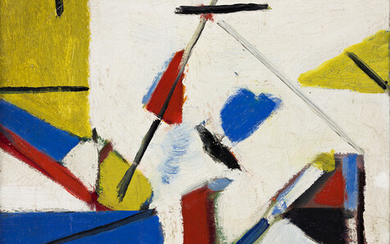 JOHN GRILLO (1917 2014 AMERICAN) Abstract