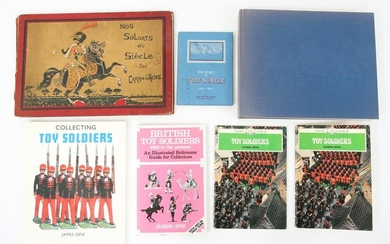 MODELS TOY SOLDIER COLLECTORS REFERENCE BOOK LOT