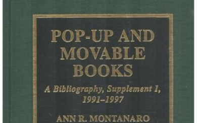 MONTANARO (Ann). – Pop-Up and Movable books....