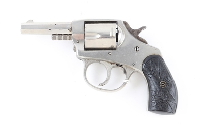 Revolver, Iver Johnson's Arms, Mod.: American Bull Dog (1900), Kal.: .32 S & W