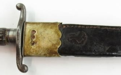 AN ENGLISH EXPORT FRONTIER KNIFE