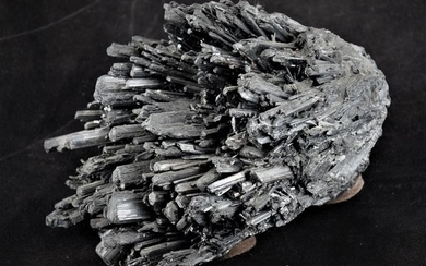 Antimony Crystal cluster - 160×130×120 mm - 2600 g