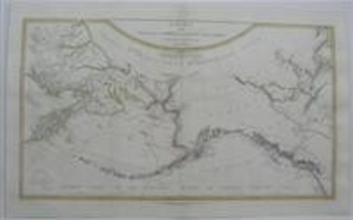 Chart of the N.W. Coast of America and the N.E. Coast of Asia Explored in the Years 1778 and 1779