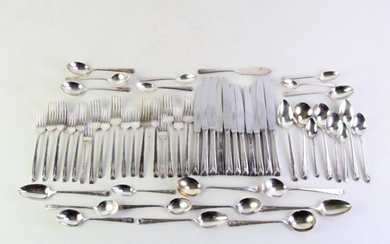 Community Silver Plated Cutlery Setting