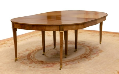 French Directoire Dining Table