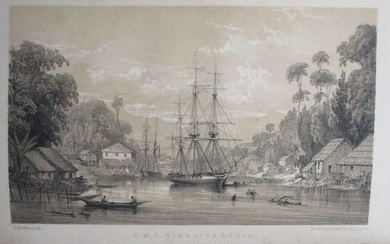 Henry Keppel - The Expedition to Borneo of H.M.S. Dido for the Suppression of Piracy - 1846